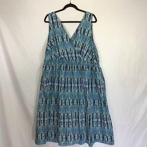 Avenue Midi Sun Dress Size 30/32
